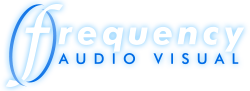 Frequency Audio-Visual Services Logo